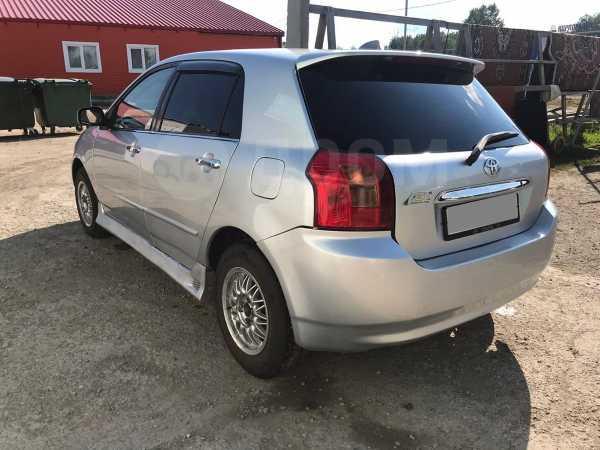 Toyota Allex, 2001 год, 249 000 руб.