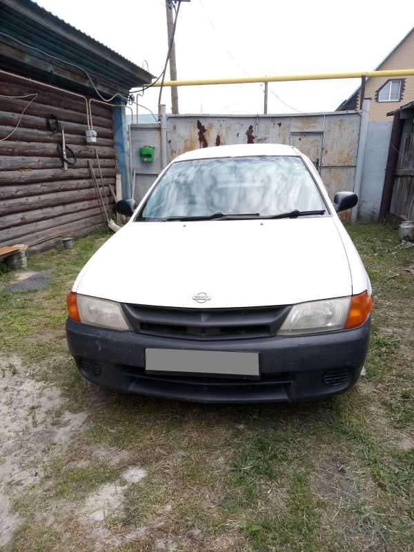 Nissan AD, 2001 год, 126 000 руб.