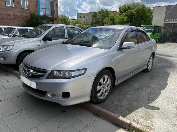 Honda Accord, 2005 год, 395 000 руб.