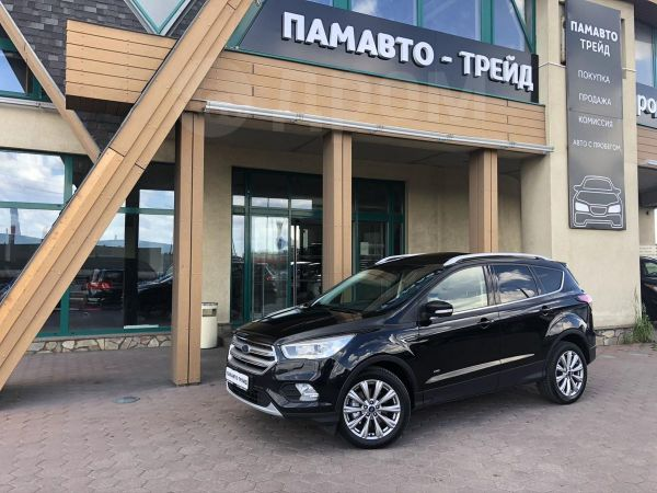 Ford Kuga, 2017 год, 1 349 000 руб.