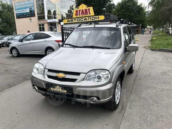 Chevrolet Niva, 2011 год, 312 000 руб.