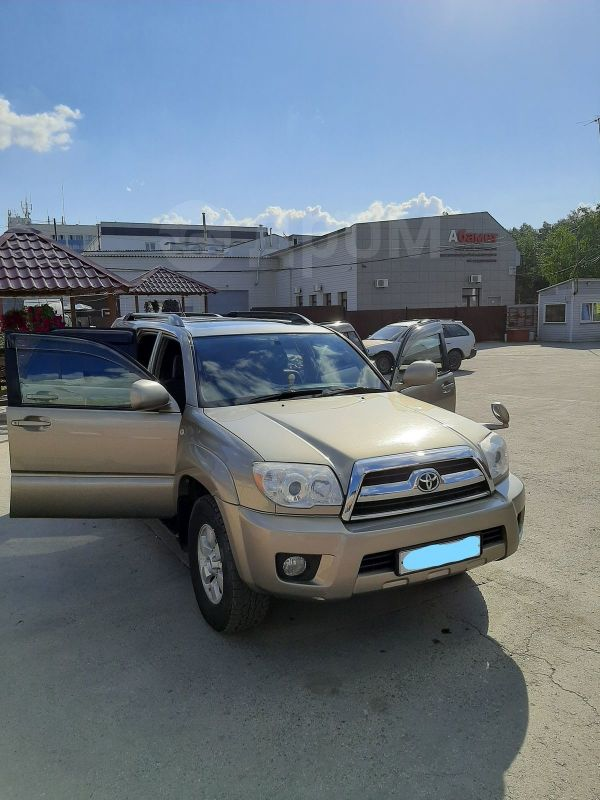 Toyota Hilux Surf, 2005 год, 1 200 000 руб.