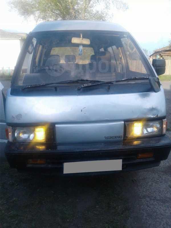 Nissan Vanette, 1988 год, 75 000 руб.