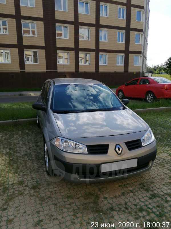 Renault Megane, 2004 год, 255 000 руб.