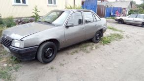Омск Kadett 1987