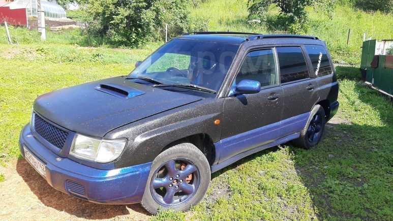 Subaru Forester, 1999 год, 320 000 руб.