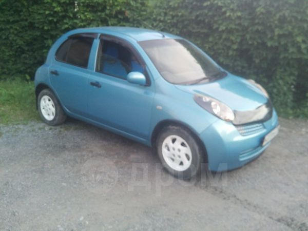Nissan March, 2002 год, 223 000 руб.
