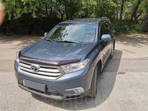 Toyota Highlander, 2011 год, 1 280 000 руб.