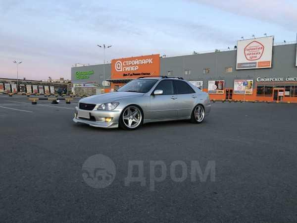 Lexus IS200, 2001 год, 400 000 руб.