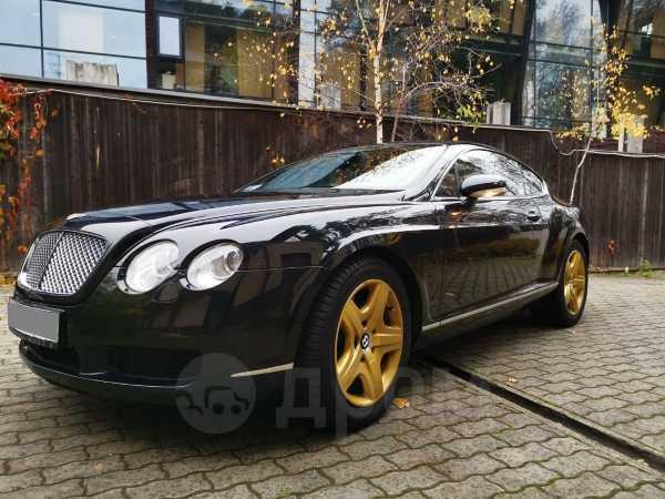 Bentley Continental GT, 2004 год, 1 300 000 руб.