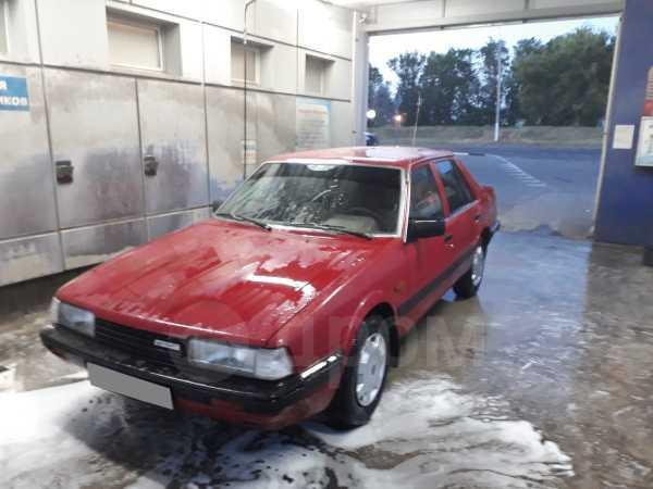 Mazda 626, 1985 год, 50 000 руб.