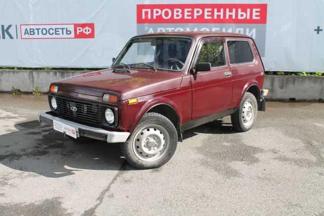Лада 4x4 2121 Нива, 2010 год, 199 000 руб.