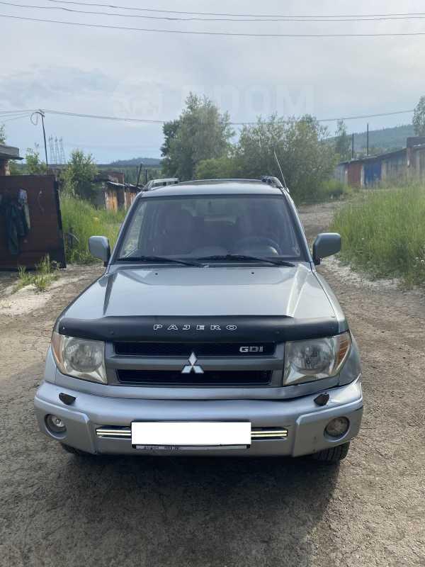 Mitsubishi Pajero Pinin, 2004 год, 360 000 руб.