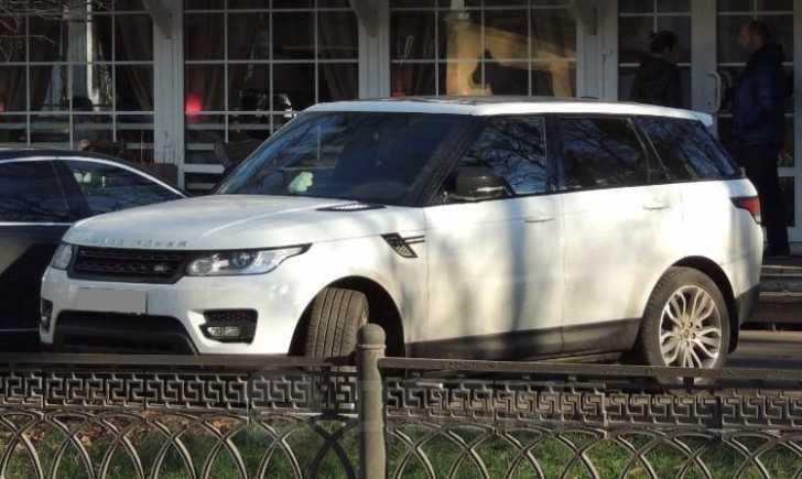 Land Rover Range Rover Sport, 2013 год, 1 538 400 руб.