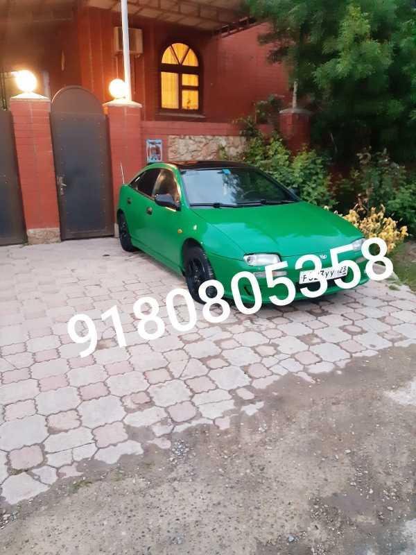 Mazda 323, 1997 год, 115 000 руб.