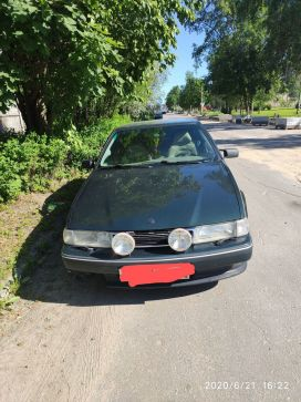 Сортавала Saab 9000 1989