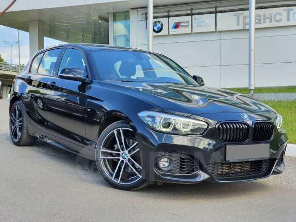 BMW 1-Series, 2019 год, 1 490 000 руб.