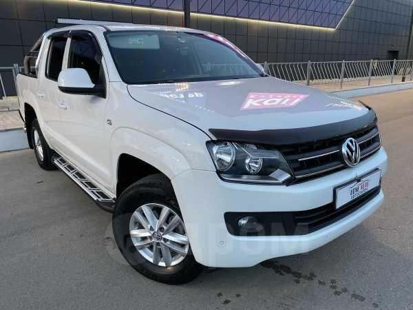 Volkswagen Amarok, 2016 год, 1 637 000 руб.