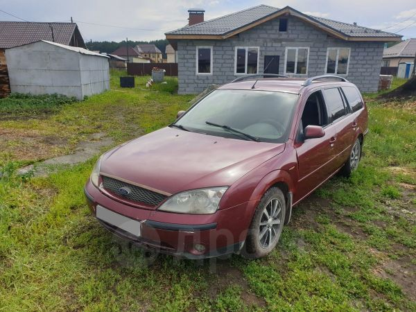 Ford Mondeo, 2002 год, 120 000 руб.