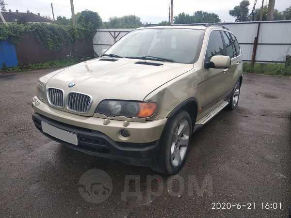 BMW X5, 2001 год, 295 000 руб.