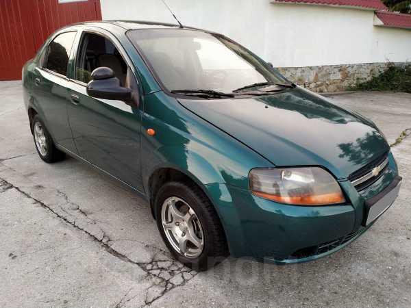 Chevrolet Aveo, 2005 год, 160 000 руб.