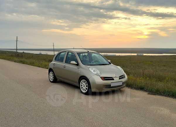 Nissan Micra, 2003 год, 265 000 руб.