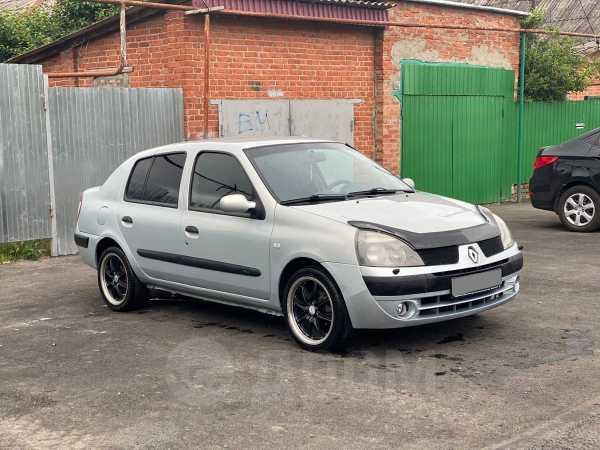 Renault Symbol, 2004 год, 169 000 руб.