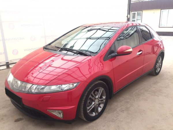 Honda Civic, 2008 год, 432 000 руб.
