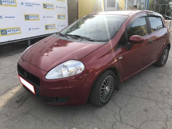 Fiat Punto, 2007 год, 259 000 руб.