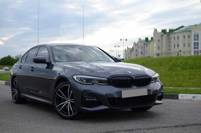 BMW 3-Series, 2019 год, 2 495 000 руб.