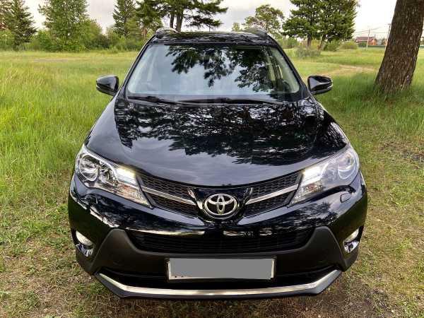 Toyota RAV4, 2013 год, 1 145 000 руб.