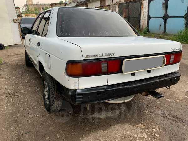 Nissan Sunny, 1991 год, 38 000 руб.