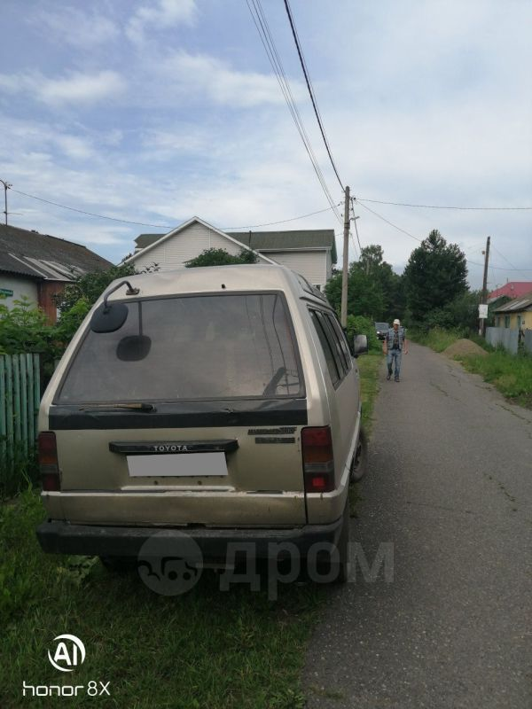 Toyota Town Ace, 1989 год, 110 000 руб.