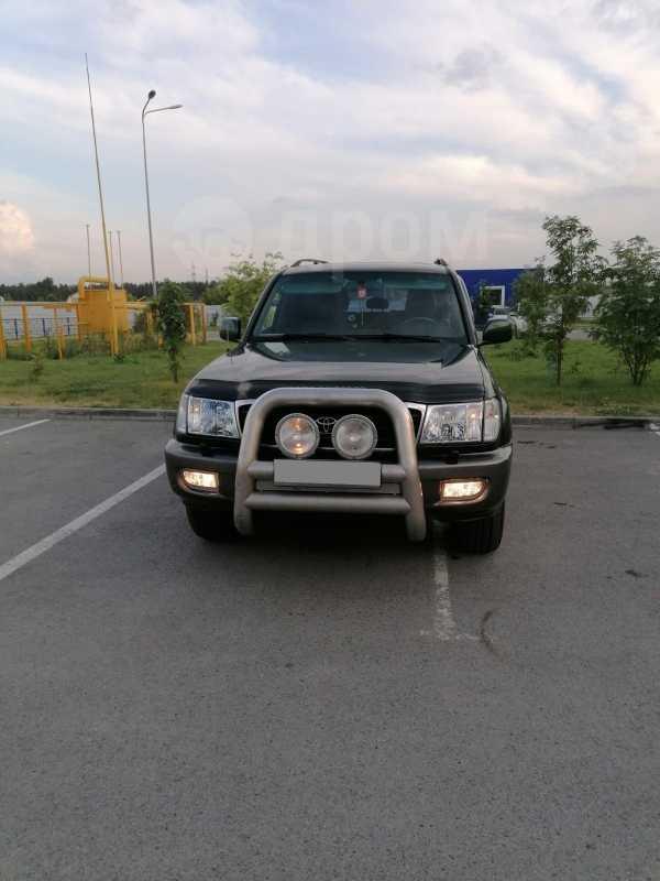 Toyota Land Cruiser, 1998 год, 875 000 руб.