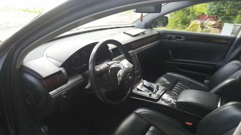 Volkswagen Phaeton, 2005 год, 400 000 руб.
