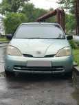 Toyota Prius, 2002 год, 140 000 руб.