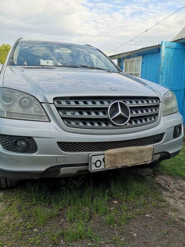 Mercedes-Benz M-Class, 2005 год, 650 000 руб.