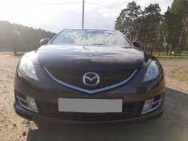 Куртамыш Mazda6 2008