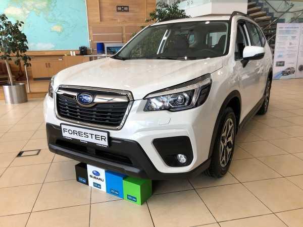 Subaru Forester, 2020 год, 2 368 900 руб.