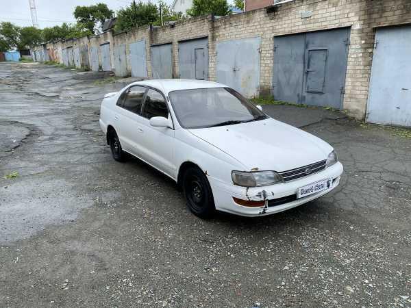 Toyota Corona, 1993 год, 104 000 руб.