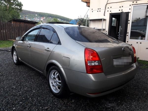 Nissan Primera, 2003 год, 240 000 руб.