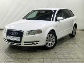 Новосибирск Audi A4 2007
