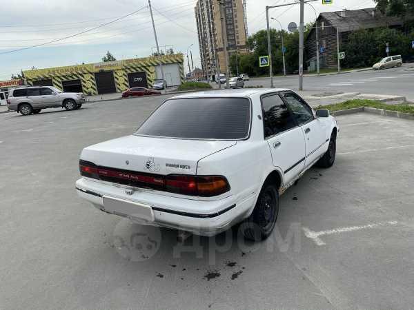 Toyota Carina, 1990 год, 48 000 руб.