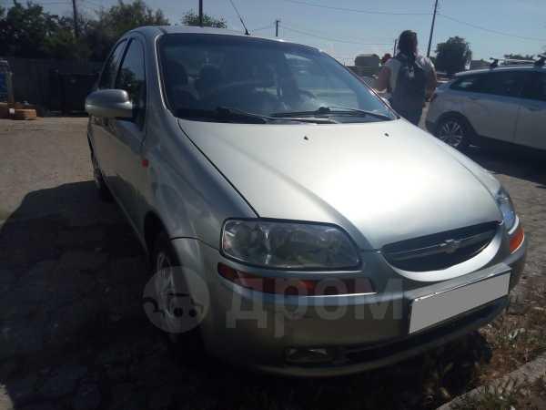 Chevrolet Aveo, 2004 год, 145 000 руб.