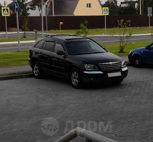 Chrysler Pacifica, 2003 год, 390 000 руб.