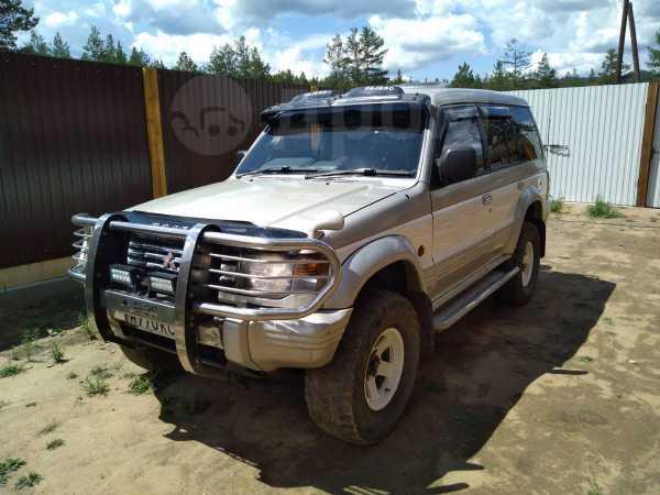 Mitsubishi Pajero, 1994 год, 360 000 руб.