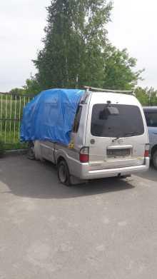 Новосибирск Bongo 2004