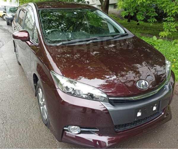 Toyota Wish, 2014 год, 899 000 руб.
