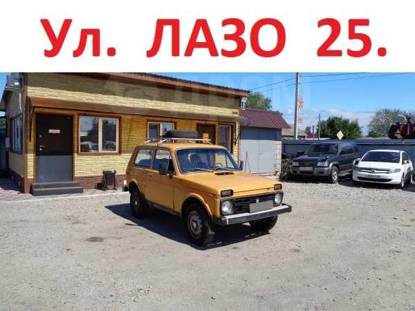 Лада 4x4 2121 Нива, 1982 год, 80 000 руб.