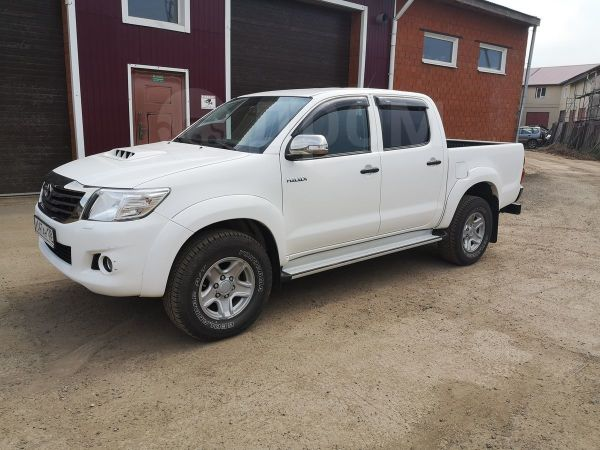 Toyota Hilux Pick Up, 2014 год, 1 450 000 руб.